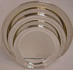 Round Tray CG2249 - Silver Plated Round Tray comes in 3 sizes starting at 8 in. diam.